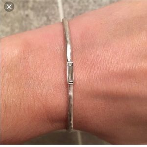 Stella and Dot bracelet Camille cuff (never worn)